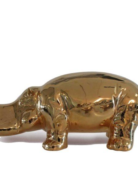 Glazed gold